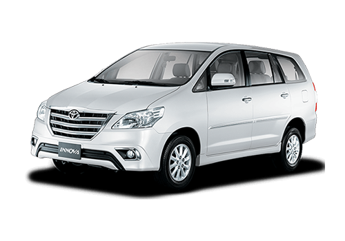 Rent Innova in Goa