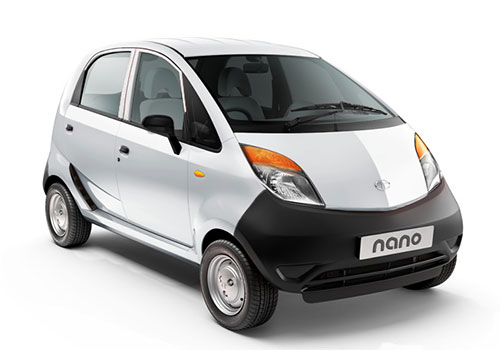 Rent Tata Nano in Goa