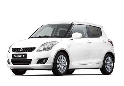 Rent Maruti Swift in Goa